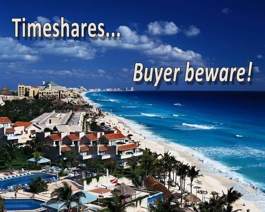 Timeshare Sales Agreement